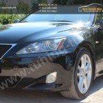 Накладки на фары / реснички / Lexus IS 250 2005–2010