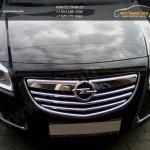 Накладки на фары / Реснички Opel INSIGNIA 2008 +