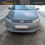 Накладки фар/ресницы, VW Поло седан