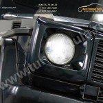 Корпуса фар АБС-пластик на Mercedes Гелендваген  W463