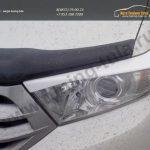 Накладки фар/Реснички Toyota HIGHLANDER 2010-2013