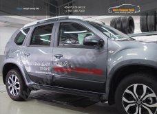 MNTR-029102 Молдинги/Накладки на двери 4шт Nissan Terrano 2014+ /арт.132