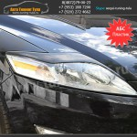 Реснички/Накладки фар на Форд Мондео 4/Абс-пластик