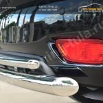 Nissan Patrol 2014- Защита заднего бампера d76 (дуга) d42 (дуга)