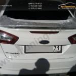 Спойлер на крышку багажника Ford Mondeo IV 2007+