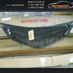 Решетка радиатора+сетка/ АБС-пластик /Мазда 3 хэтчбек