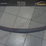 Лип-Спойлер крышки багажника Шевроле CRUZE/абс-пластик