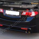 Обвес Mugen /АБС-пластик/Honda Accord VIII 2008 - 2011 /