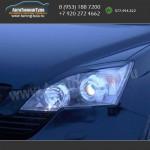 Реснички/накладки фар Honda CR-V III