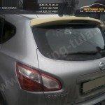 Спойлер крышки багажника Nissan Qashqai 2007 +
