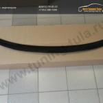 Лип спойлер багажника M-Стиль вар.1 BMW 3 series F30 2012+