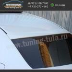 Козырек заднего стекла/накладка заднего стекла Хонда Аккорд 8