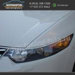 Накладки фар/реснички/Обвес Type-S Honda Accord 8