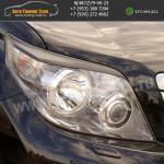 Решетка радиатора+реснички Jaos Тойота LC Prado 150(арт.262)