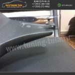 Спойлер RS Рено Сандеро /без сверления крышки/