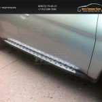 WB12179900 подножки боковые Mitsubishi ASX 2010+