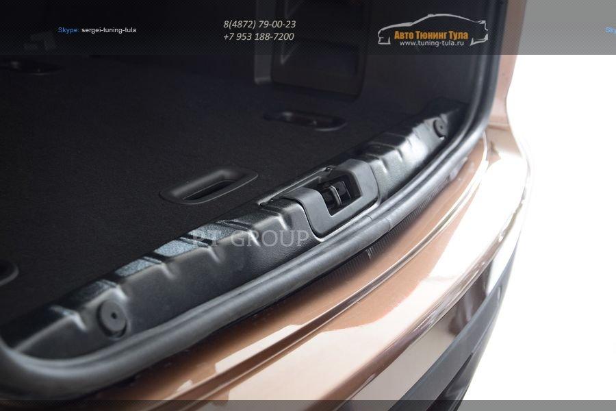 Накладка на порожек в багажнике LADA X-RAY 2016- /арт.313