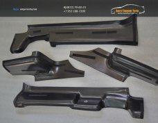 KART RDN 0108(4)  Накладки на ковролин передние+задние КАРТ  Рено Дастер /Duster 2015+/арт.303
