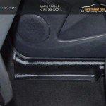 Накладки на ковролин передние+задние КАРТ Рено Дастер /Duster 2015+