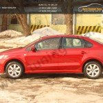 Обвес R-line VW POLO Sedan 2010+
