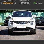 Защита бампера d75x42 Nissan Juke