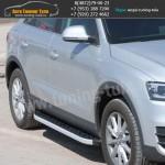 Подножки/Пороги Hitit на Audi Q3