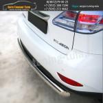 Защита d63 бампера Lexus RX 270/350/450H с 2009 г.в.