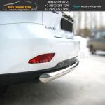 Защита d76 бампера Lexus RX 270/350/450H с 2009 г.в.