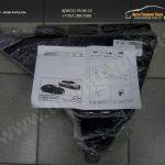 Защита абсорбера Пежо 408 2012+ | Ситроен С4 седан 2013+