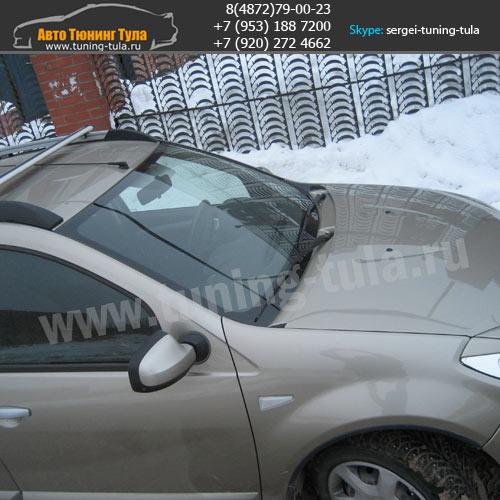 Купить бампер Renault Sandero Детали кузова  бамперы