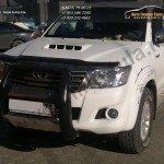 Защита переднего бампера Nemrut Тойота Hilux