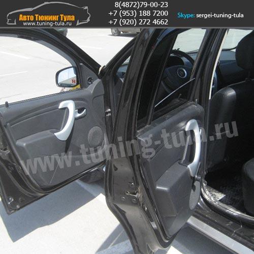 Бампер для Renault Sandero Stepway
