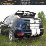 Спойлер RS Фокус 2 хэтчбек 3-5 дв