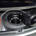 Бокс в запасное колесо (КАРТ) R16 Renault Duster 2010-2016, Nissan Terrano 2014-