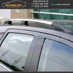 Рейлинги Митсубиси ASX/ Пежо 4008/ Ситроен C4 AirCross