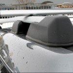 Рейлинги на крышу APS / алюминий / Freelander 2 с 2007 г.в.
