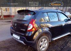 Спойлер KART RS 2 Рено Сандеро/Степвей / Sandero 2009-2013/арт.269-1
