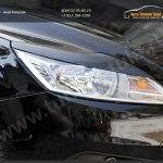 Накладки фар/ресницы Ford Focus 2 2008-2012 / Фокус 2 /рестайл /арт.293