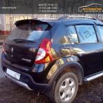 Спойлер KART RS 2 Рено Сандеро/Степвей / Sandero