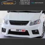 Бампер передний GTS для Лада Гранта