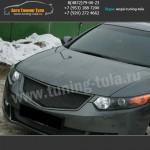 Ресницы / Накладки на фары Хонда Аккорд 8