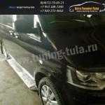 Пороги Sardes VW T5 Transporter