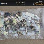 PW00382911 подножки боковые OE Style Mitsubishi Outlander 13+