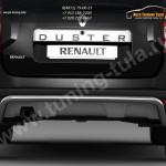 Защита заднего бампера d51 Рено Дастер/Duster