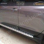 Пороги IX35 BMW- стиль Mobis GSC (Корея)