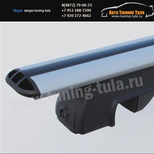 Багажник универсальный на рейлинги LUX(Россия)/арт.340-2