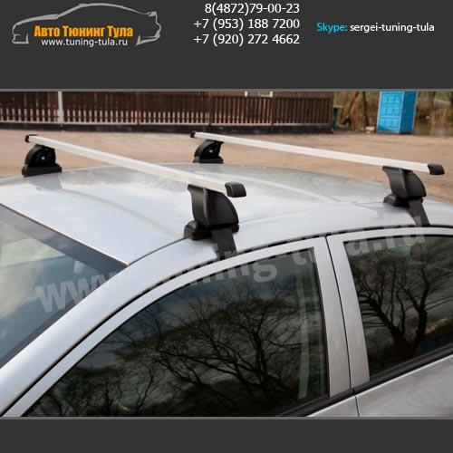 Багажник Хэнде Солярис/Lux с прямоугольными дугами/ арт.525