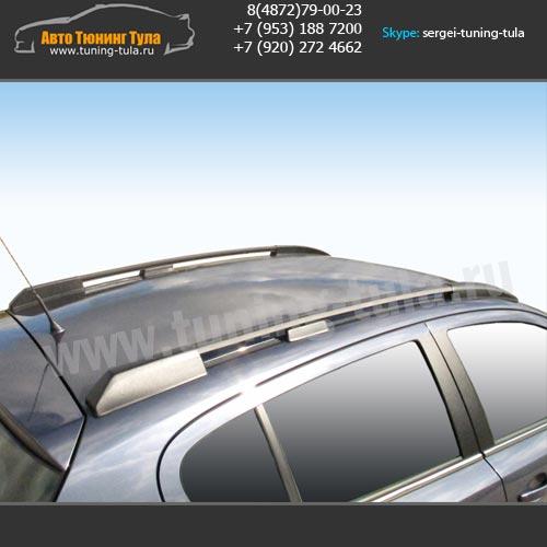 Рейлинги Опель Астра Н 5дв./Opel Astra h/Багажник+поперечины / арт.514