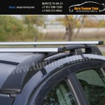 Рейлинги Опель Астра Н 5дв./Opel Astra h/Багажник+поперечины аэродинамические