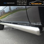 Защита/Пороги d63 вар.3 Suzuki Grand Vitara с 2012+